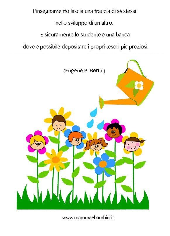Frasi per le maestre adatte per salutare e ringraziare 1