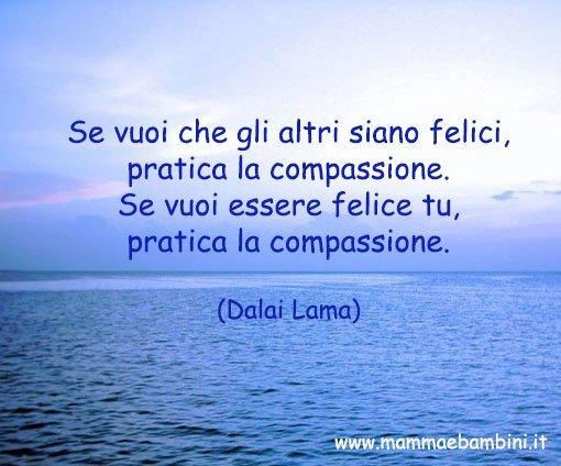 Frase sulla compassione