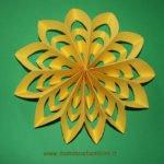 Come fare fiori semplici di carta