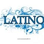 Copertina colorata per quaderno Latino