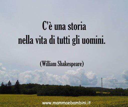 frasi di shakespeare sulla vita