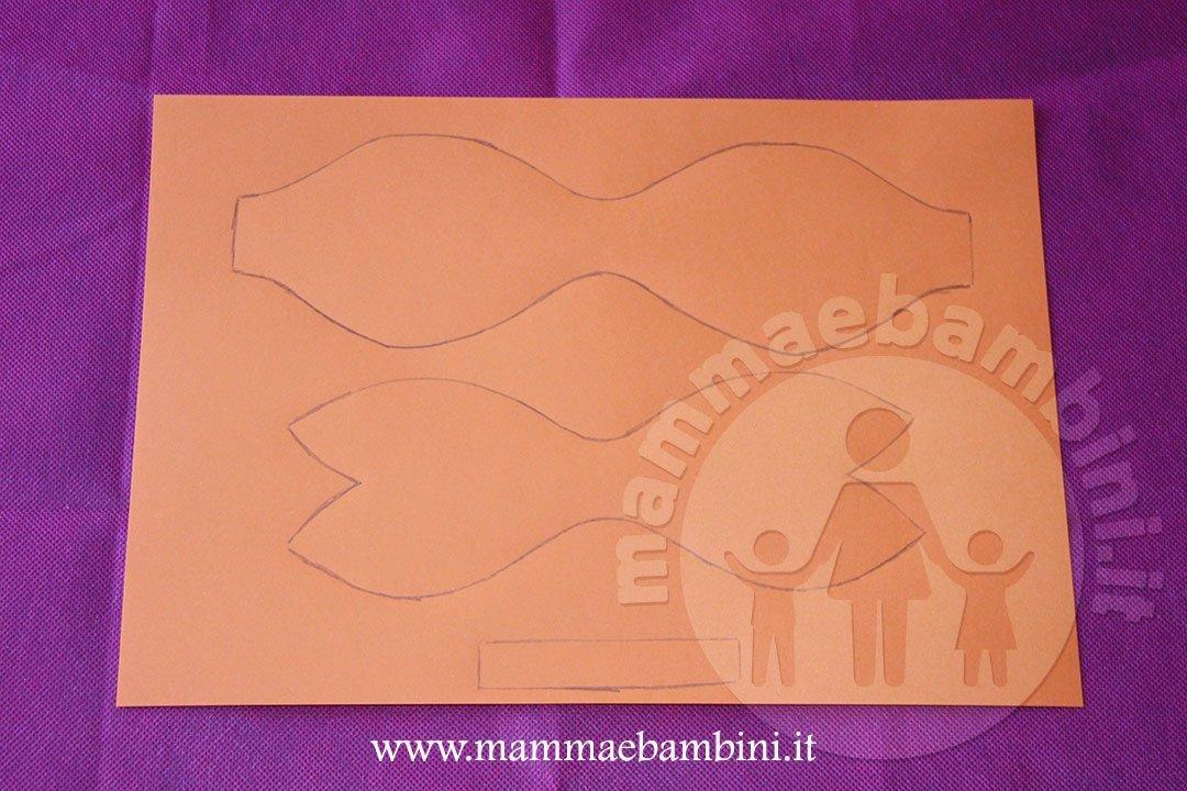 Fiocchi Di Neve Di Carta Da Ritagliare Tutorial : Tutorial fiocco di carta facile u mamma e bambini