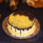 Idee per decorare torta con glassa al cioccolato