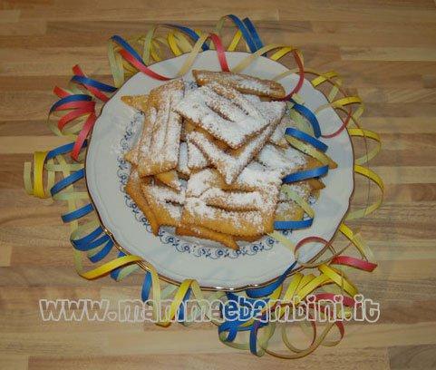 Ricetta Frappe (Chiacchiere)