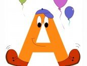 Alfabetiere lettera A