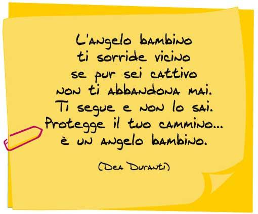 Poesia L Angelo Custode Mamma E Bambini