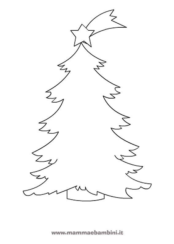 Natale i nostri disegni da colorare mamma e bambini for Immagini natalizie da colorare