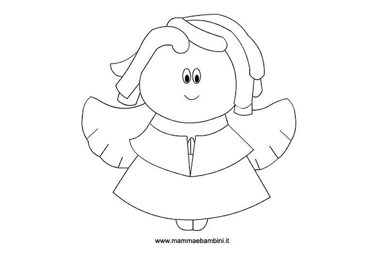Natale disegni da colorare mamma e bambini - Immagini di aquiloni per colorare ...