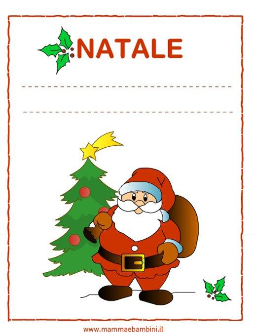 Immagini Di Copertina Di Natale.Copertine Quaderni Natale Mamma E Bambini
