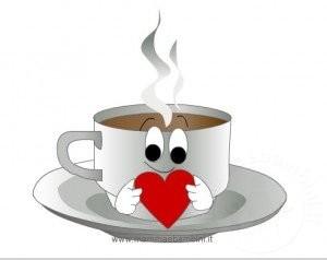tazza con cuore