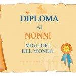Diploma per i nonni