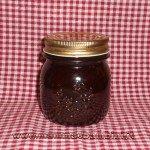 Marmellata di prugne fatta in casa