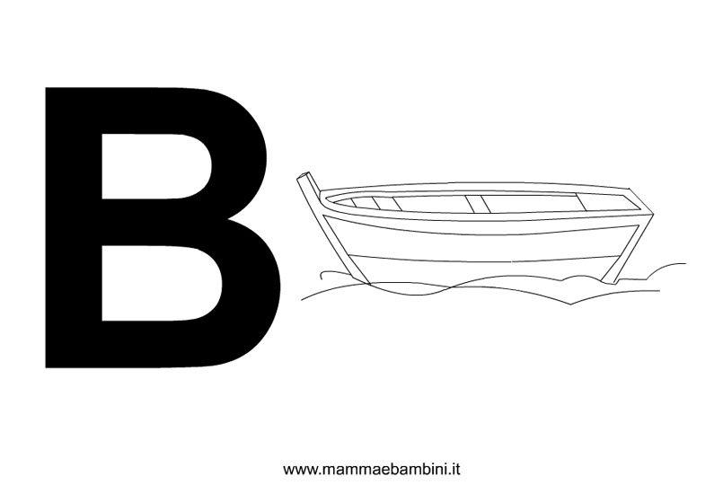 lettera b