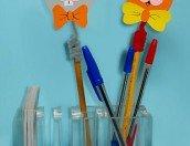 Lavoretti per bambini: decorazioni per penne