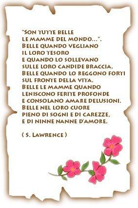 Poesia: Son tutte belle le mamme del mondo