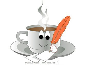 disegno tazzina da caffè