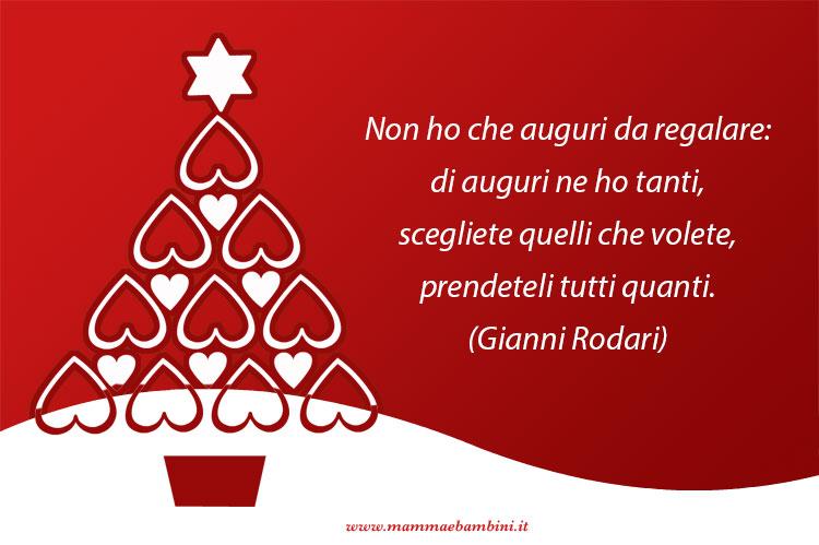 Poesia Natale Rodari.Poesia Il Mago Di Natale Mamma E Bambini