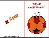 Biglietto compleanno Roma