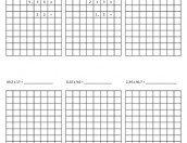 Operazioni con numeri decimali: moltiplicazioni