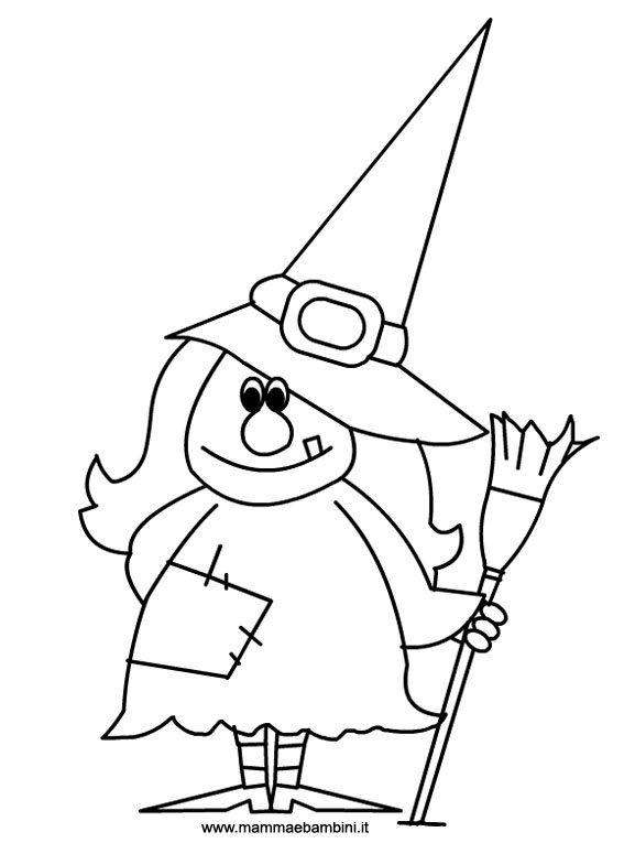 Halloween disegni mamma e bambini - Come disegnare immagini di halloween ...
