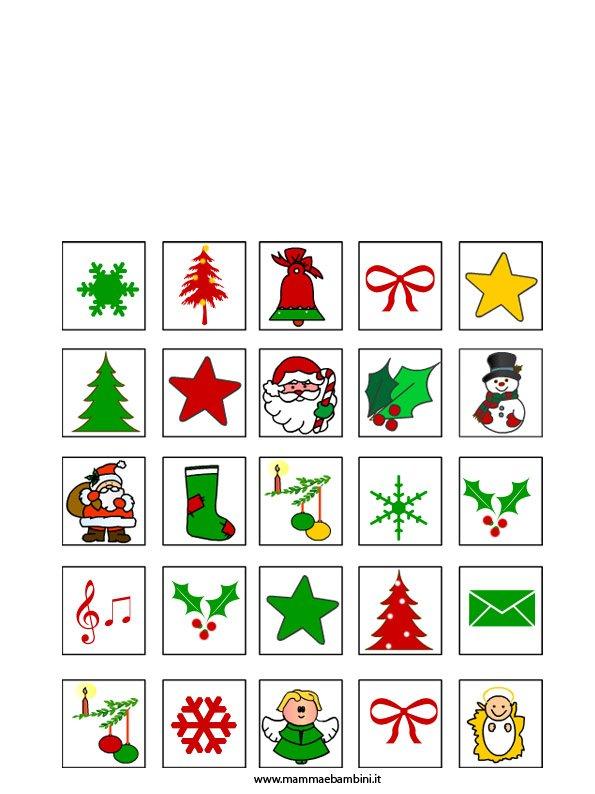 Calendario Dellavvento Da Stampare Per Bambini.Calendario Dell Avvento Da Stampare Mamma E Bambini