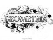 Copertina quaderno Geometria per ragazzi