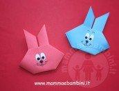 Lavoretto per Pasqua: un grazioso coniglio