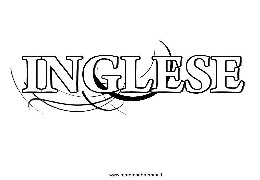 Copertina inglese nuova per ragazzi