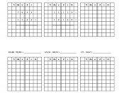 Matematica: esercizio sottrazioni con numeri decimali