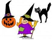 Disegni Halloween da stampare