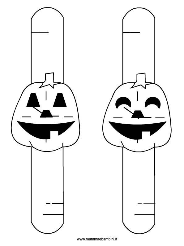 Halloween: orologi da polso per bambini