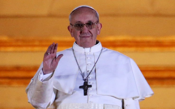 Il nuovo Papa Francesco