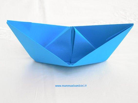 Video Come Realizzare Una Barca Di Carta Mamma E Bambini