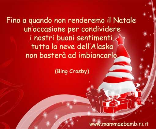 10 Frasi Sul Natale.Frase Del Giorno 10 Dicembre 2013 Mamma E Bambini