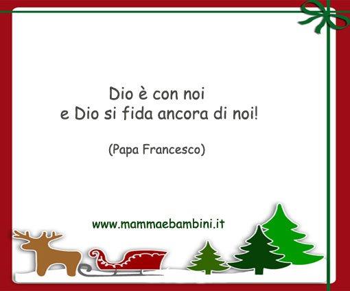 Frase del giorno 25 dicembre 2013 mamma e bambini for Frasi su dicembre
