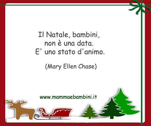 Le 30 Frasi Piu Belle Sul Natale Mamma E Bambini