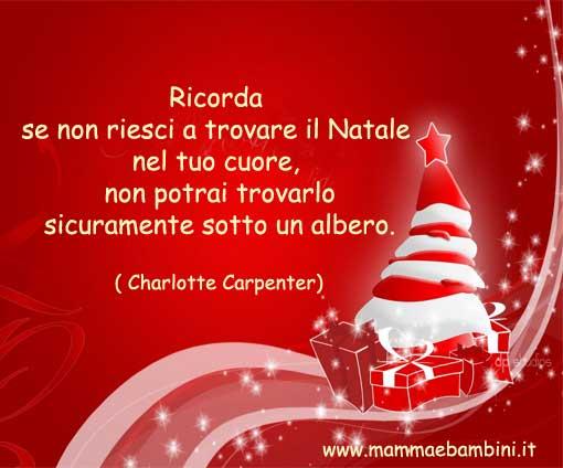 Frasi E Immagini Sul Natale.Frase Del Giorno 4 Dicembre 2013 Mamma E Bambini