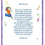 Poesie Carnevale: Mascherine