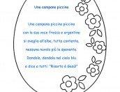 Poesie per Pasqua: Una campana piccina