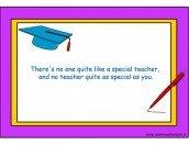 Frase da dedicare alla tua maestra