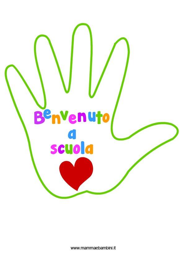 Disegni per accoglienza a scuola mamma e bambini for Lavoretti accoglienza infanzia
