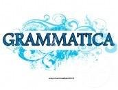 Copertina grammatica a colori