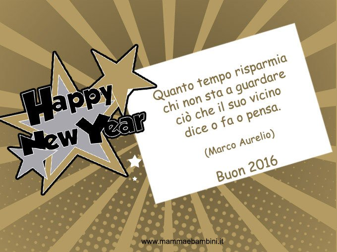 frasi sul nuovo anno