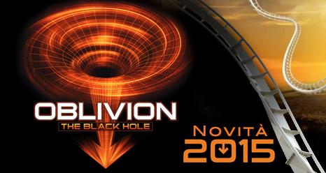 Oblivion Gardaland 05