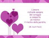 Cartoline d'amore per San Valentino