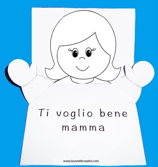 Idee Lavoretti Per La Festa Della Mamma Mamma E Bambini