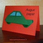 Video come realizzare macchina origami