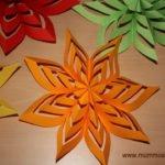 Come realizzare decorazioni facili di carta