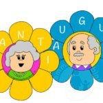 Disegno per Festa dei nonni