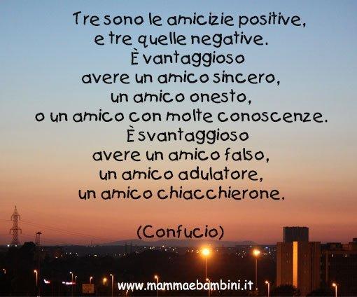 Frase Sulle Amicizie Positive E Negative Mamma E Bambini